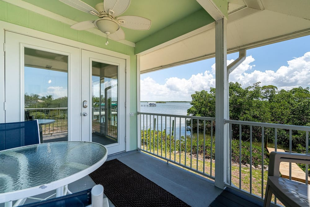 House, 2 Bedrooms, Bay View - Balcony