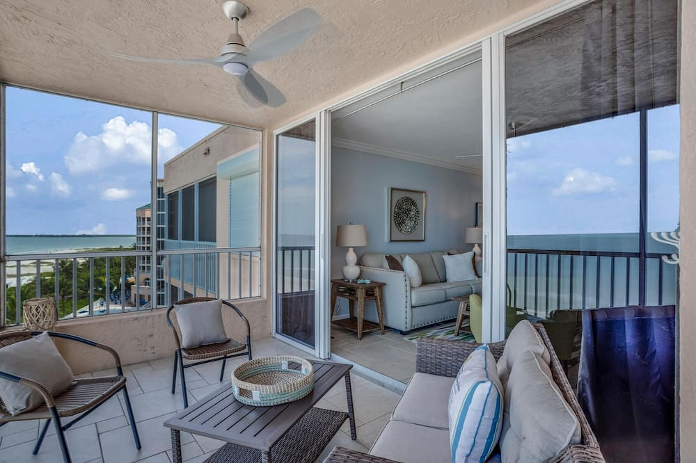Condo, 2 Bedrooms - Balkoni