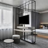 家庭客房, 1 張標準雙人床, 非吸煙房 - 客廳
