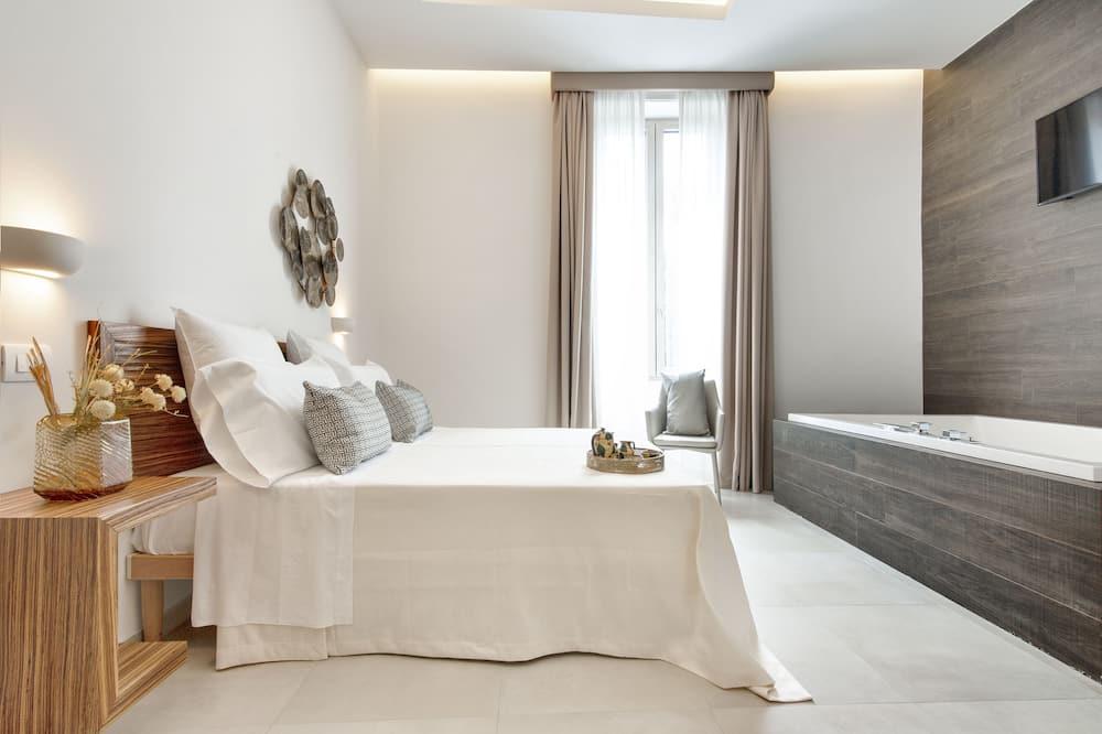 Phòng đôi hoặc 2 giường đơn Superior, 1 phòng ngủ, Bồn tắm nước nóng - Phòng