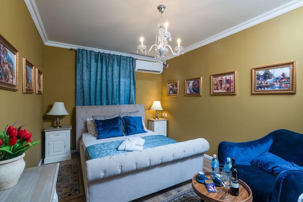 סוויטת סטודיו ג'וניור - אזור מגורים