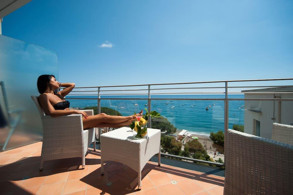 Apartmán, balkón, výhľad na more - Hosťovská izba