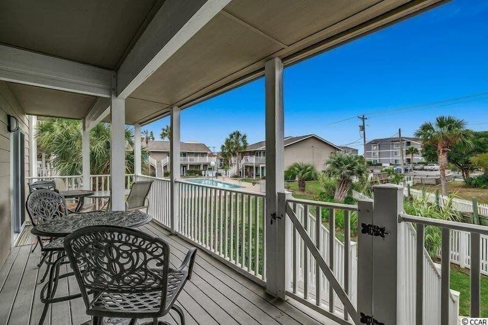 Condo (Surfside Beach Escape) - Balcony