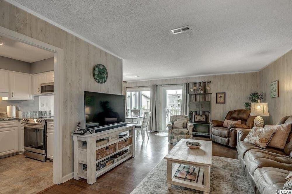Condo (Surfside Beach Escape) - Living Room