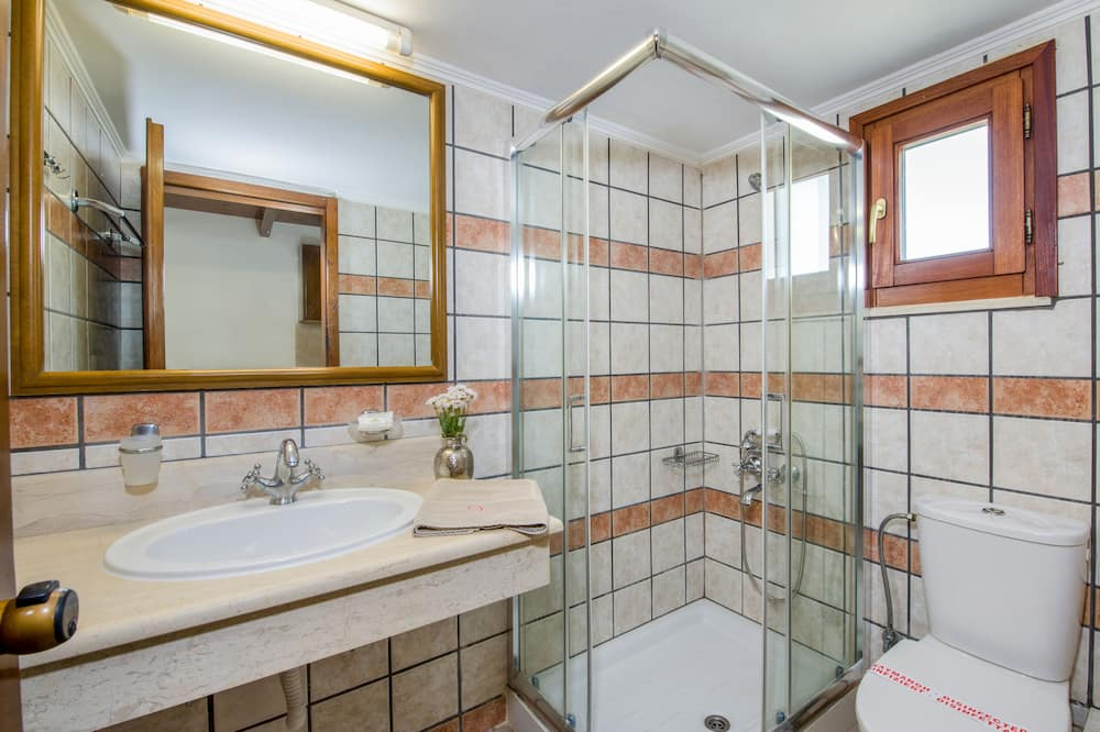 Estudio - Cuarto de baño