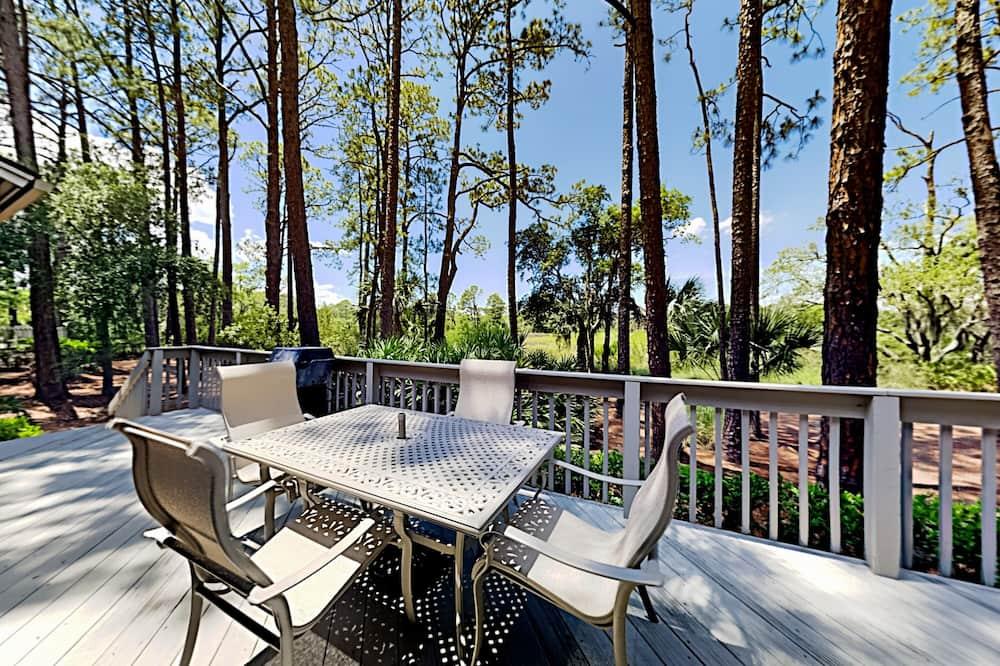 Exceptional Vacation Home In Hilton Head 2 Bedroom Villa