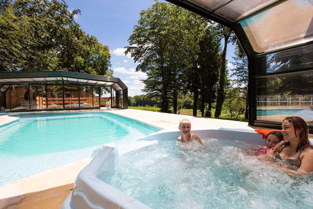 Chalet, Multiple Beds - Pool