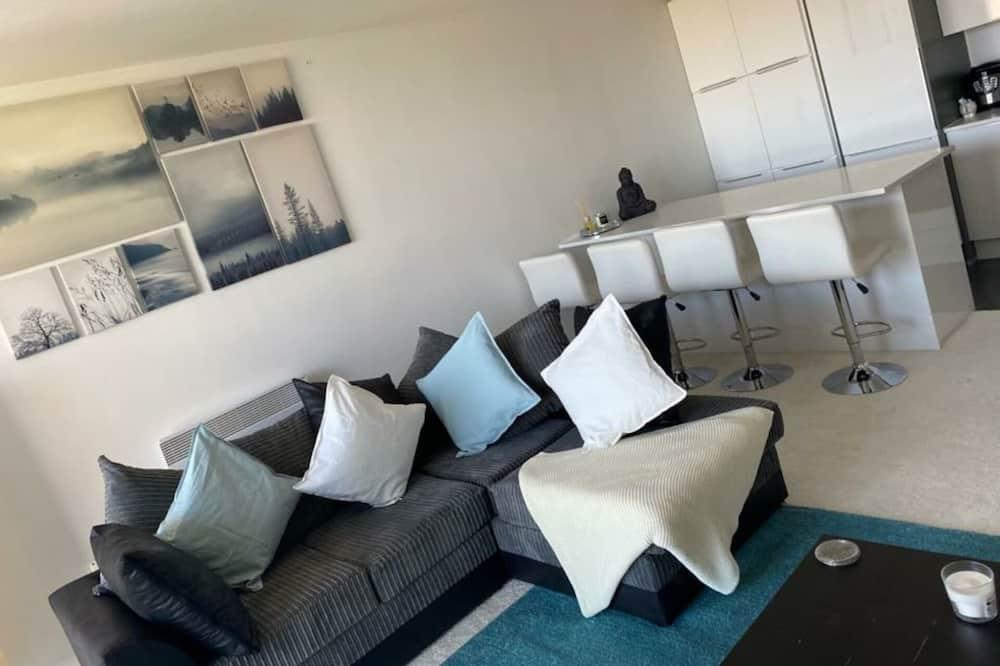 Апартаменти, багатомісний номер - Житлова площа
