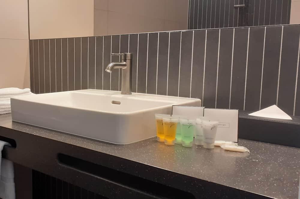 ห้องซูพีเรียดับเบิลหรือทวิน - ห้องน้ำ