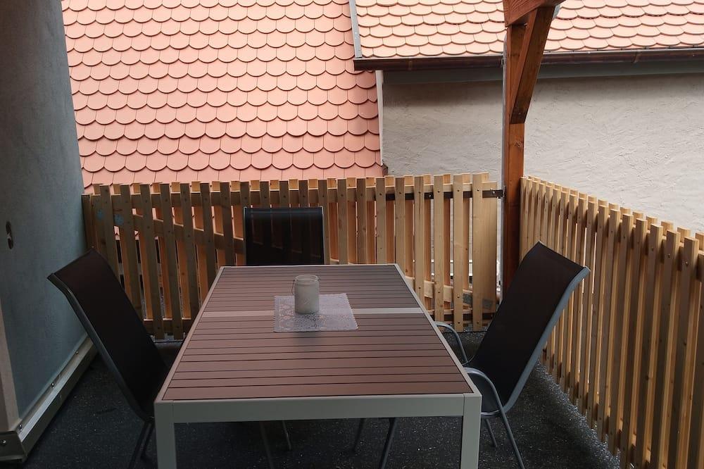 Appartamento Deluxe, bagno privato (Gretel) - Vista balcone