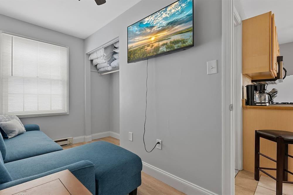 公寓客房 (WW410 East Magnolia Avenue Unit 101) - 客廳