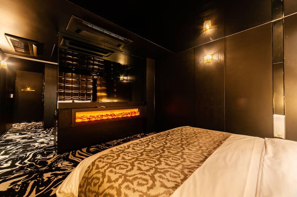 Hamilton Noble Suite - Living Area