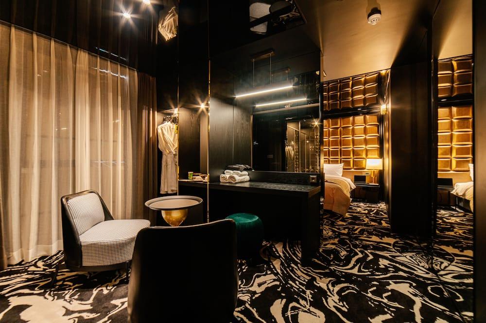 Hamilton Harace Suite - Living Area