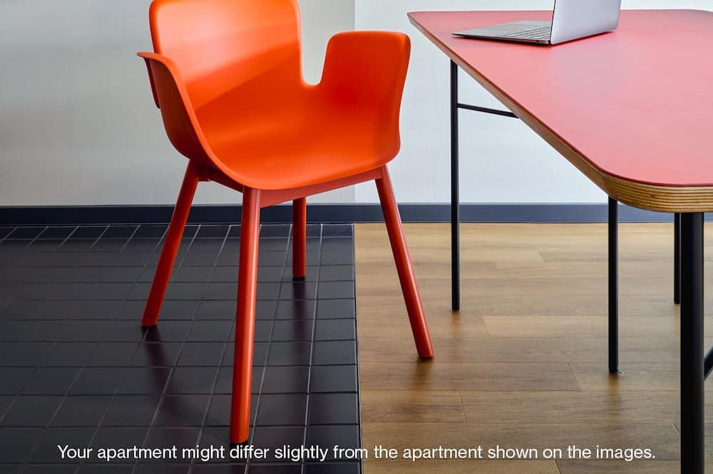 شقة إستديو سوبيريور - تناول الطعام داخل الغرفة
