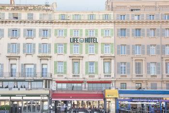 ภาพ Hôtel LIFE Marseille Vieux-Port ใน มาร์เซย์