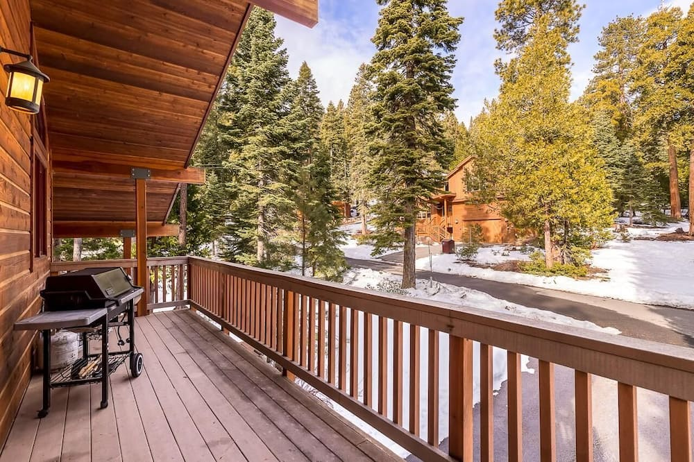 House, Multiple Beds (The Wildwood Lodge) - Balcony