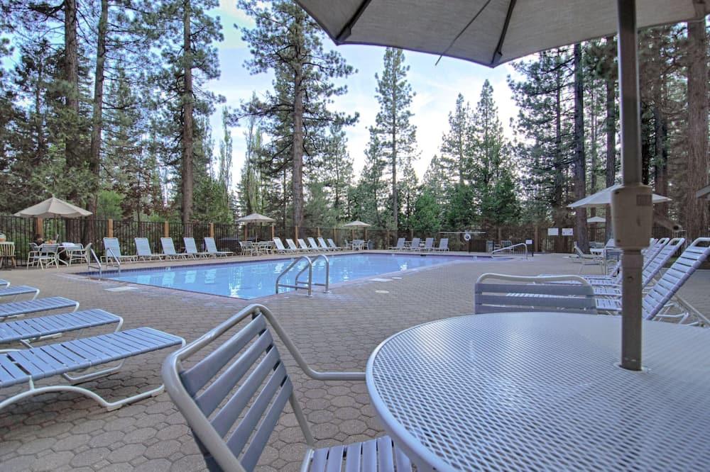公寓客房, 多張床 (Twisted Retreat) - 游泳池