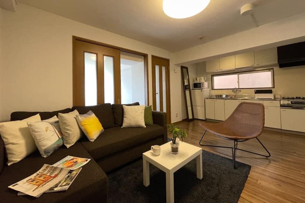 Departamento, 2 habitaciones, para no fumadores (505) - Sala de estar