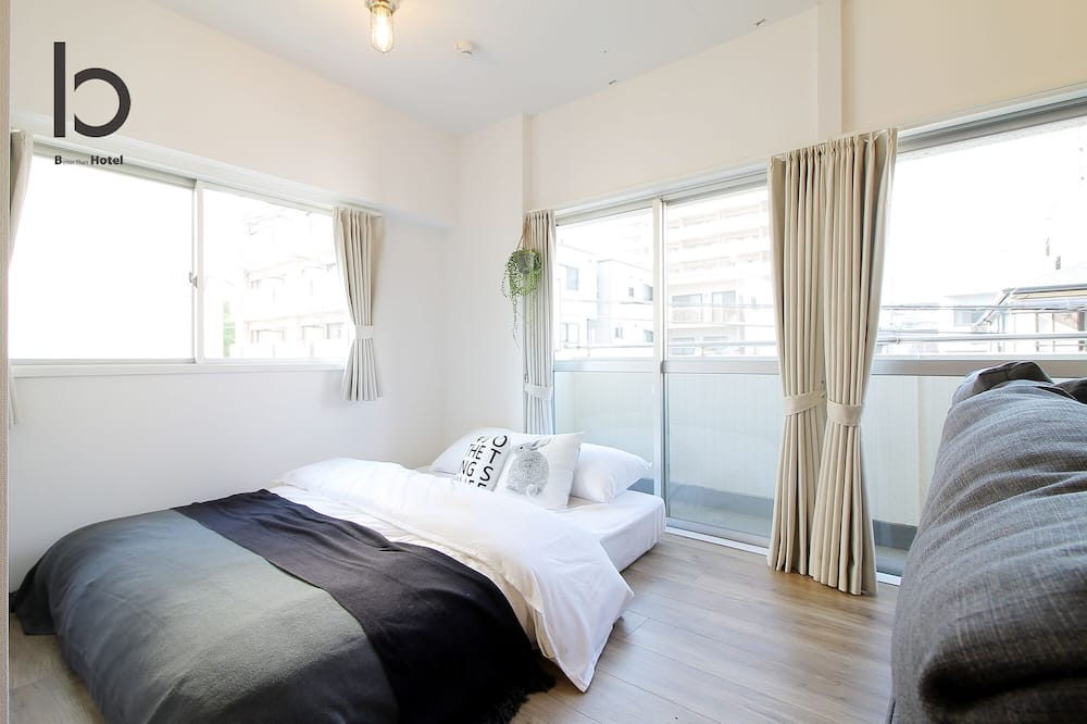 דירה, חדר שינה אחד, ללא עישון - חדר