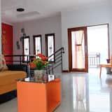 Casa, 4 habitaciones - Zona de estar