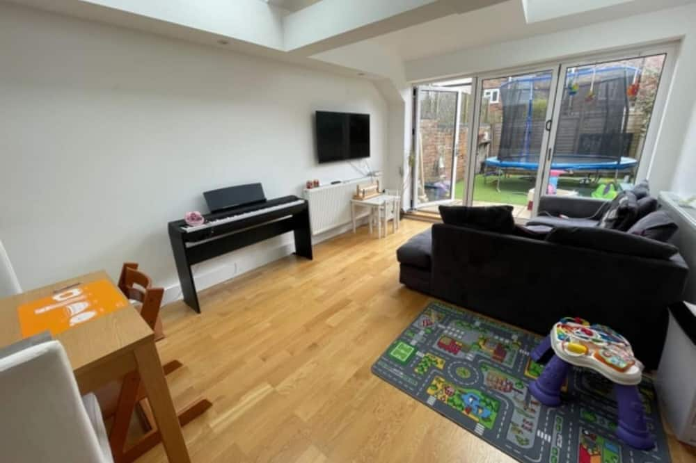 The Jericho Retreat - Bright Spacious 4bdr Home With Garden, Oxford