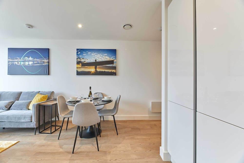 Huis - Eetruimte in kamer