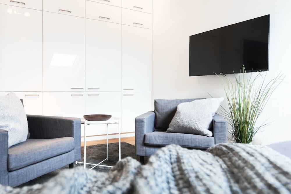 City Condo - Living Area
