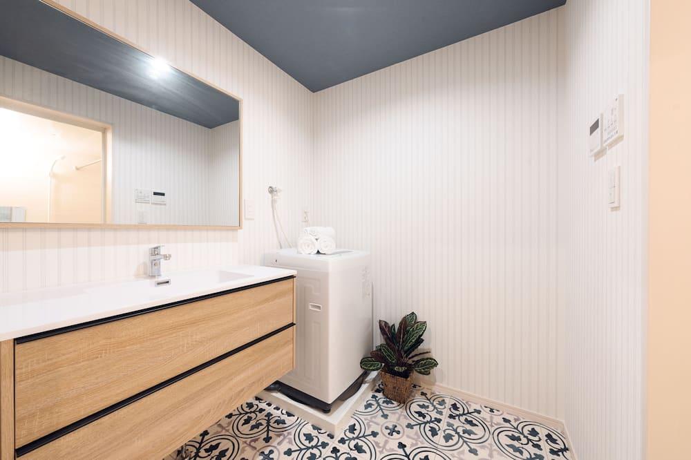 Chambre Triple Confort, non-fumeurs - Salle de bain