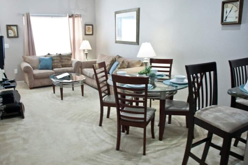Stadtwohnung, 3Schlafzimmer - Wohnzimmer