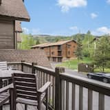 Townhome - 4 sovrum - Balkong