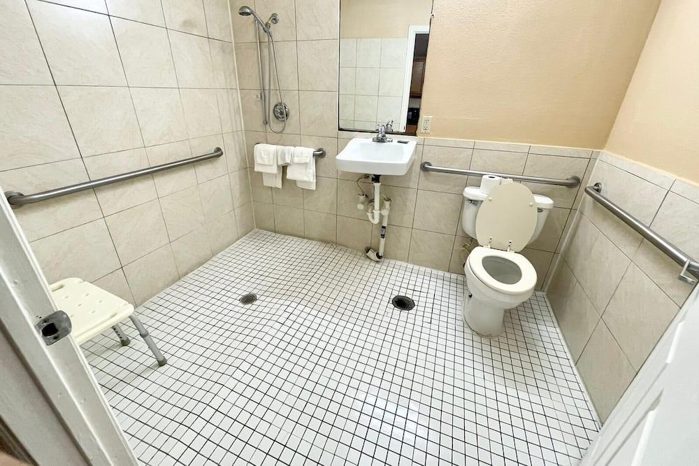 Standard Room, 1 Katil Raja (King), Non Smoking - Bilik mandi