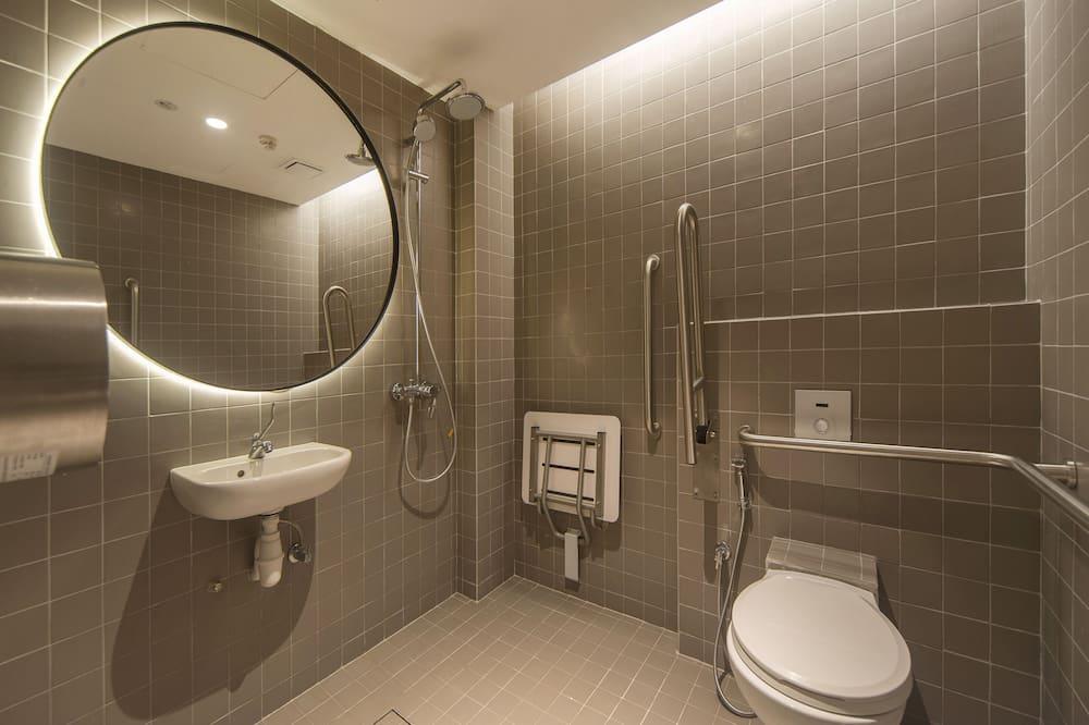 Executive-Zimmer (Courtyard) - Badezimmer