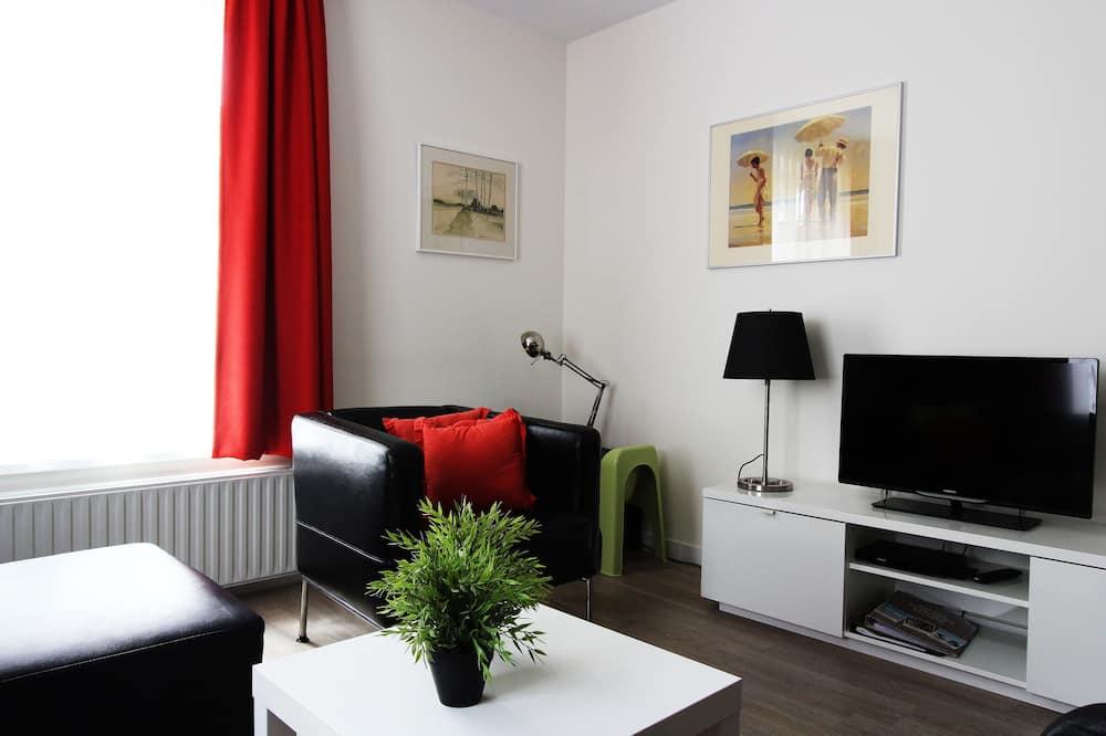 Apartamento, várias camas - Imagem em Destaque