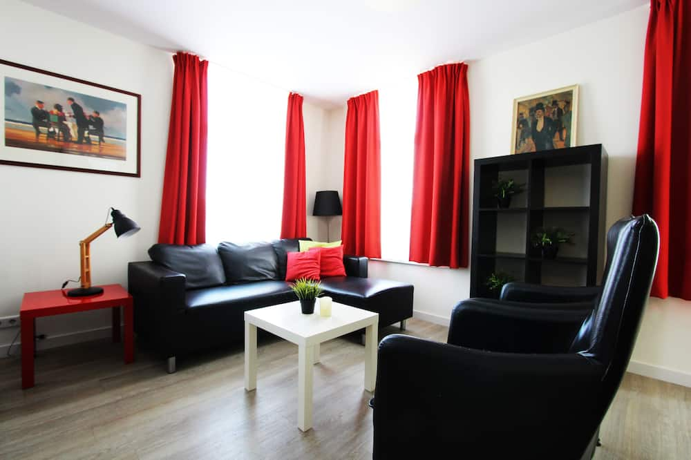 Apartment, 1 Double Bed - Living Room