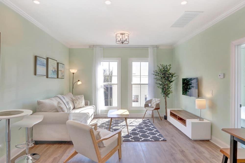 Lejlighed - flere senge (Gaston Hideaway) - Stue