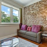 Apartmán, více lůžek (Bay Street Loft Unit 202) - Obývací pokoj