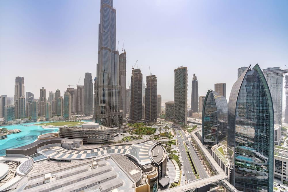 Lux BnB  Dubai Mall Burj & Sea Views