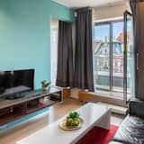 Διαμέρισμα, 1 Υπνοδωμάτιο, Βεράντα - Περιοχή καθιστικού