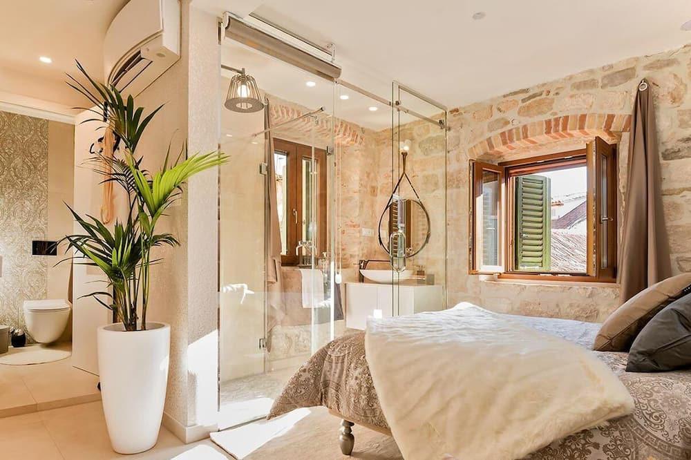 Studiové apartmá typu Deluxe - Pokoj