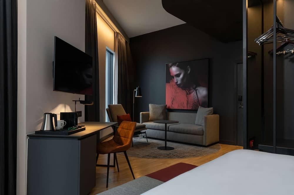 Suite Premium, 1 Quarto - Área de Estar