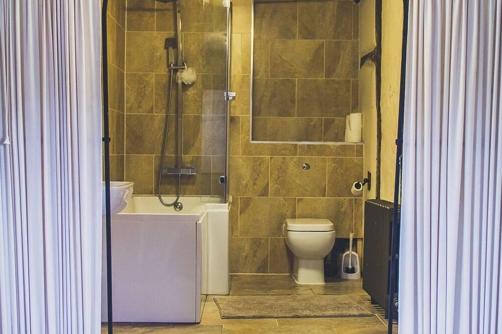 Suite, mit Bad - Badezimmer