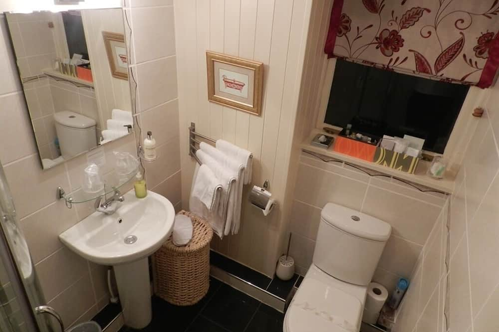 Double or Twin Room, Ensuite (GABLE -Superking) - Bathroom