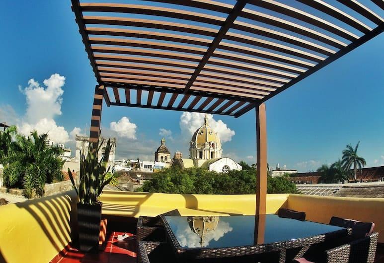 Casa Calamari, Cartagena, Terrace/Patio