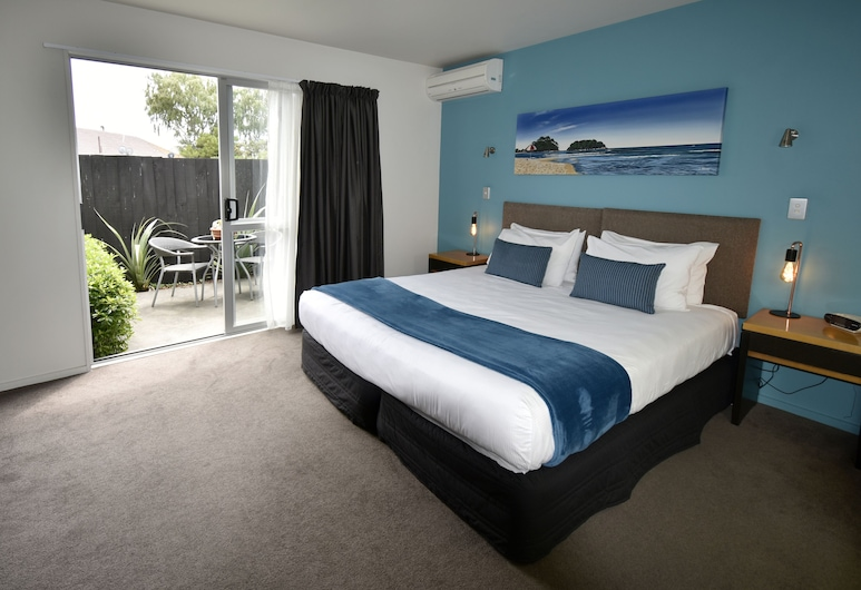 Fyffe On Riccarton, Christchurch, Executive Studio, Jetted Tub, Guest Room