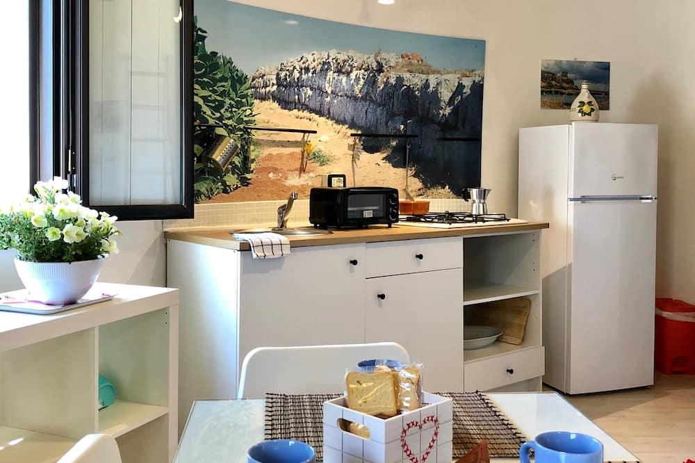Διαμέρισμα, 1 Υπνοδωμάτιο, Θέα στον Κήπο (Mirto) - Περιοχή καθιστικού