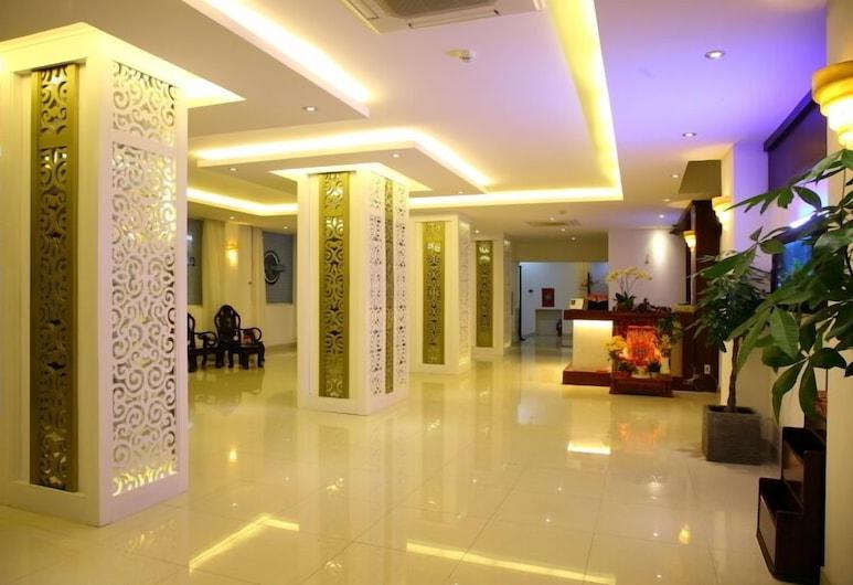Khách sạn Cầu Vồng, TP. Hồ Chí Minh, Mặt tiền khách sạn