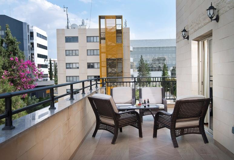 Semeli Hotel, Nicosia, Deluxe Süit, Oda