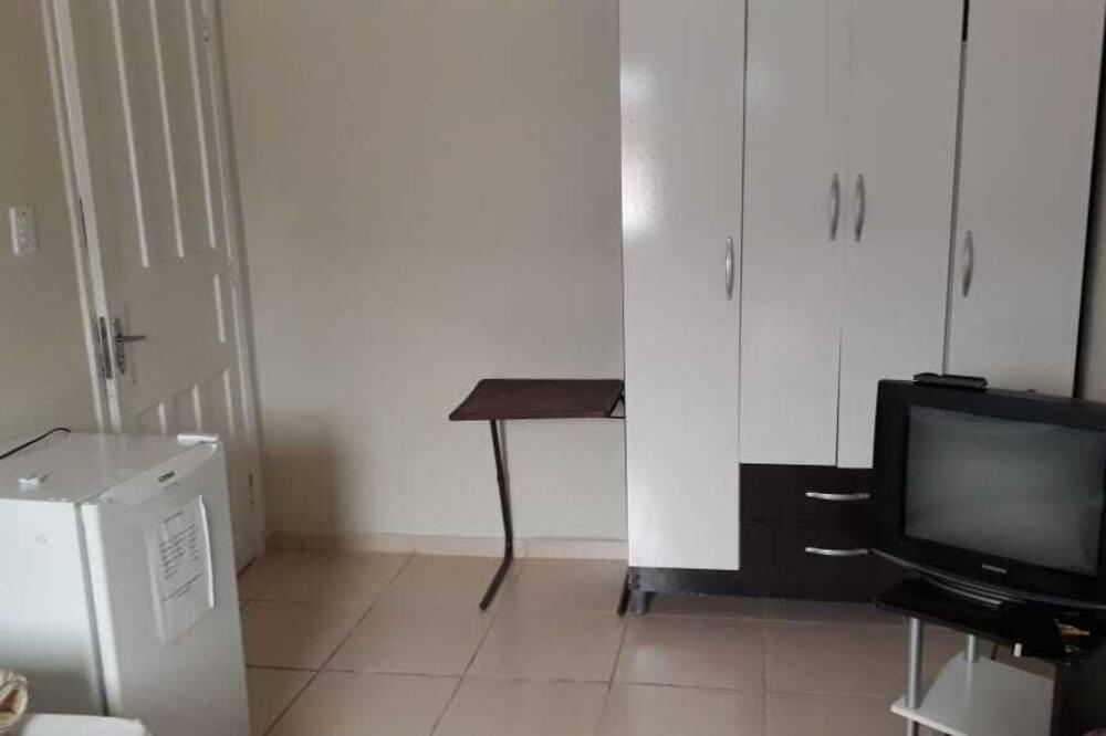 Phòng đơn Tiêu chuẩn, Phòng tắm dùng chung - Phòng