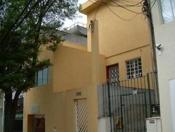 Selline näeb välja Hotel Pousada Hostel Don Valente, Sao Paulo