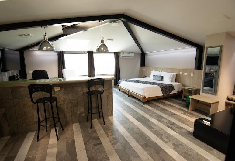 M.S. Hotel Natura Express, Medellin, Junior Suite, Guest Room